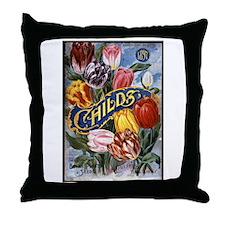 John Lewis Childs - 1897 Throw Pillow