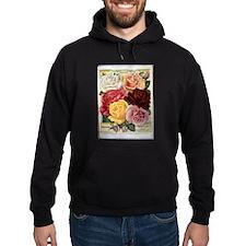 Henderson's Famous Roses Hoodie (dark)
