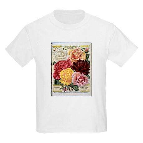 Henderson's Famous Roses Kids Light T-Shirt