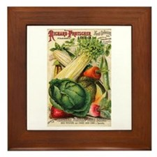 Richard Frotscher Seed Co. Framed Tile