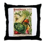 Richard Frotscher Seed Co. Throw Pillow