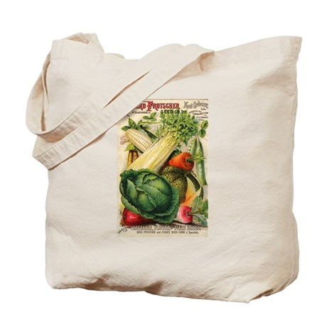 Richard Frotscher Seed Co. Tote Bag