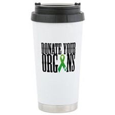 Unique Living green Travel Mug