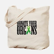 Living donor Tote Bag