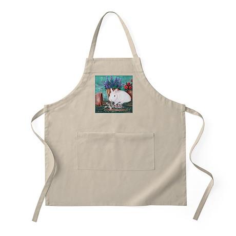Twinkie Bunny BBQ Apron