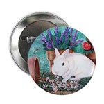 """Twinkie Bunny 2.25"""" Button (10 pack)"""