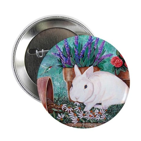 "Twinkie Bunny 2.25"" Button (10 pack)"