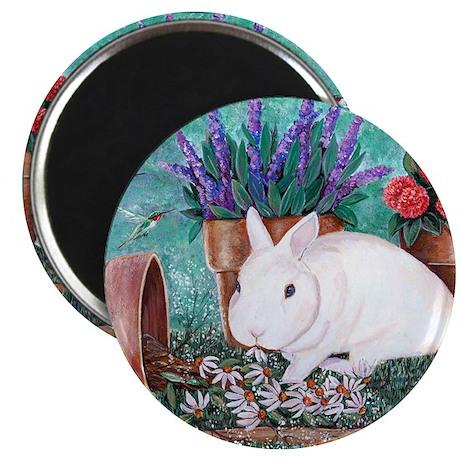 Twinkie Bunny Magnet