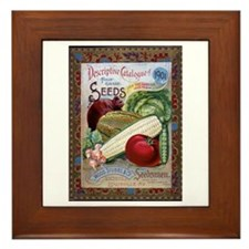 Wood Stubbs & Co Framed Tile