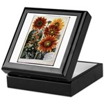 Henderson's Sunflower Keepsake Box
