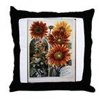 Henderson's Sunflower Throw Pillow