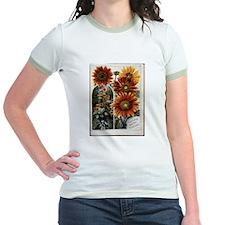 Henderson's Sunflower Jr. Ringer T-Shirt