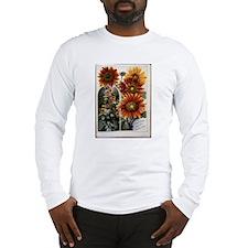 Henderson's Sunflower Long Sleeve T-Shirt