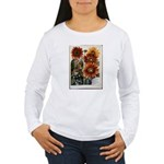 Henderson's Sunflower Women's Long Sleeve T-Shirt