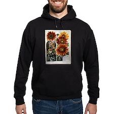Henderson's Sunflower Hoodie (dark)