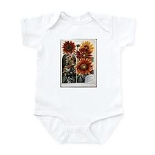 Henderson's Sunflower Infant Bodysuit
