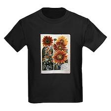 Henderson's Sunflower Kids Dark T-Shirt