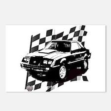 Mustang 1983 - 1984 Postcards (Package of 8)
