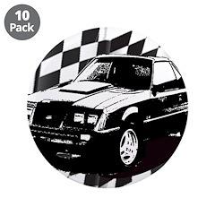 Mustang 1983 - 1984 3.5