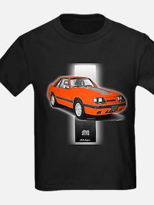 Mustang 1985 - 1986 T