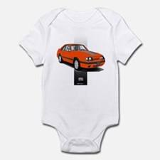 Mustang 1985 - 1986 Infant Bodysuit