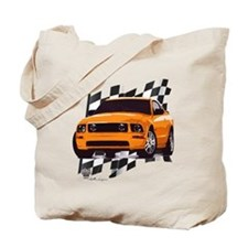 Mustang 2005 - 2009 Tote Bag