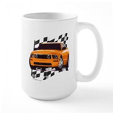 Mustang 2005 - 2009 Mug