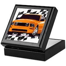 Mustang 2005 - 2009 Keepsake Box