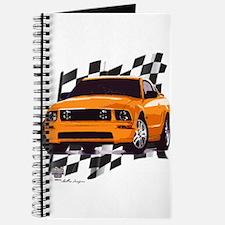 Mustang 2005 - 2009 Journal