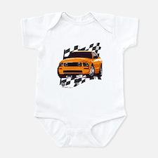 Mustang 2005 - 2009 Infant Bodysuit