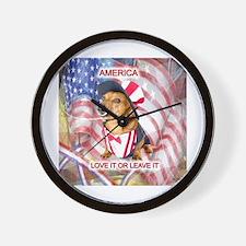 Love It Doxie Wall Clock