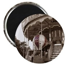 "Paris Carousel 2.25"" Magnet (10 pack)"