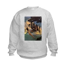Maxfield Parrish Sweatshirt