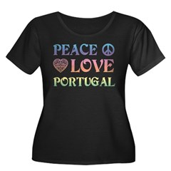 Peace Love Portugal T