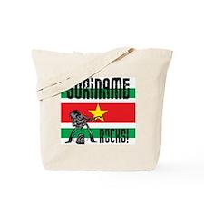 Suriname Rocks Tote Bag