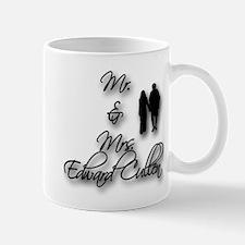 Mr. and Mrs. Edward Cullen Mug