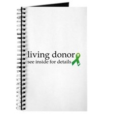 Living donor Journal