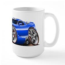 Viper GTS Blue Car Mug