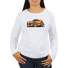 Viper GTS Orange Car T-Shirt