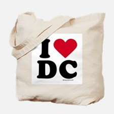 I Love DC ~  Tote Bag