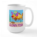 Clown Fish Large Mug