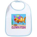 Clown Fish Bib
