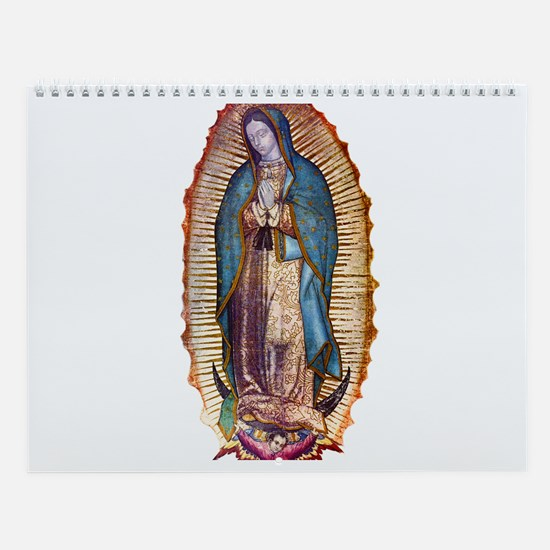 Our Lady of Guadalupe Wall Calendar