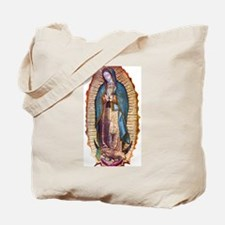 Funny Guadalupe Tote Bag