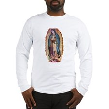 Cute Virgin de guadalupe Long Sleeve T-Shirt