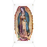 Virgen de guadalupe Banners