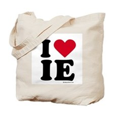 I Love the Inland Empire ~  Tote Bag