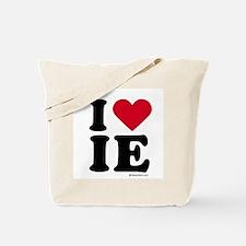 I Love the Inland Empire ~  Tote Bag