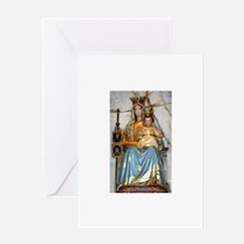 Unique Carmelite Greeting Card