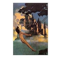 Dinkybird Postcards (Package of 8)